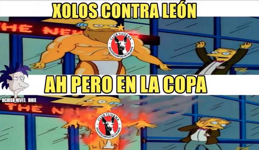 Goliza y 'memiza': Pachuca aplastó a los Xolos y las redes sociales no p...