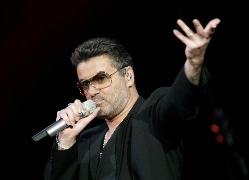 George Michael nació el 25 de junio de 1963 en Londres; hijo de un inmig...