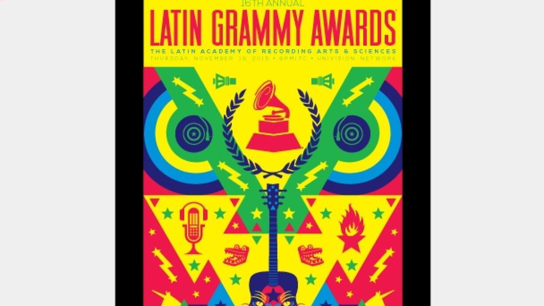 Arte oficial Latin GRAMMY