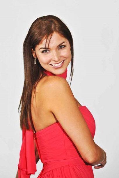 La mexicana fue Miss Mundo en 1997 representando con gran orgullo a su p...