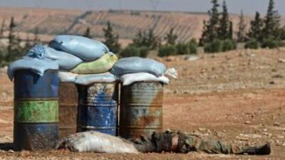 La rebelión en Siria.
