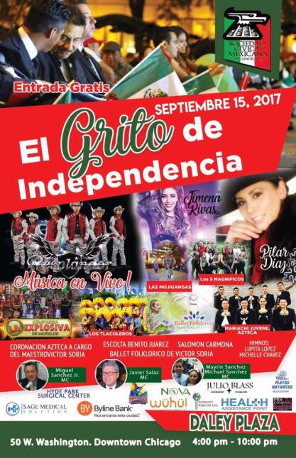 Fiestas Patrias Chicago