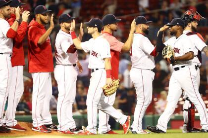 Las nueve razones por las que los Red Sox son el primer equipo con 90 victorias en MLB