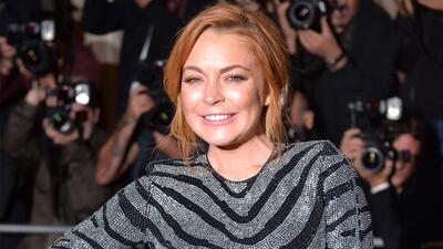 ¡Lindsay Lohan metió la pata! Olvidó los diálogos en el debut de su obra...