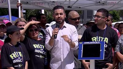 """El orgullo de la herencia latina se reflejó en """"secreto"""" desde Fresno"""