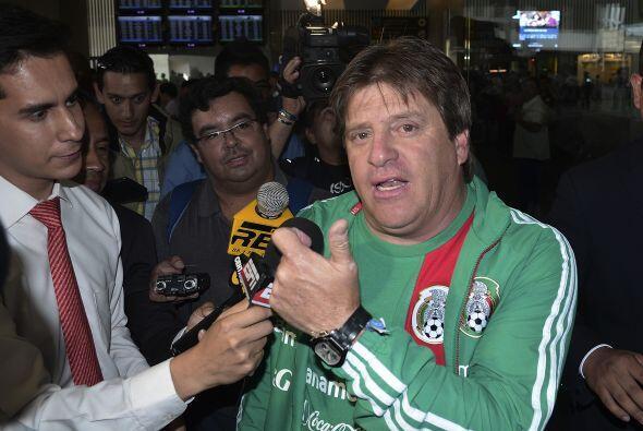 """""""Va a ser muy significativa esa lista de 23 jugadores que parta a Brasil..."""