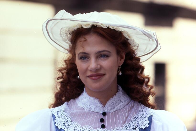 """En 1995 protagonizó """"Alondra"""" bajo la producción..."""