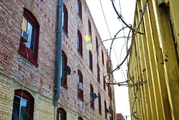 Skid Row tiene una de las poblaciones más grandes de desamparados de tod...