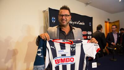 Antonio Mohamed: ''Volver a Monterrey era un anhelo, dirigirlo es gran r...