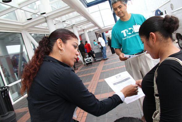 Foro de la Reforma de Salud con líderes locales