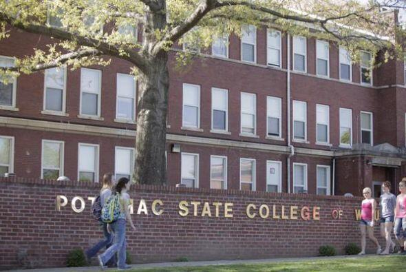 Potomac State College of West Virginia  University - Especialidades: Agr...