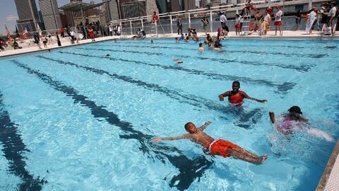 Lanzan campaña de prevención para evitar muertes por ahogamientos en las...