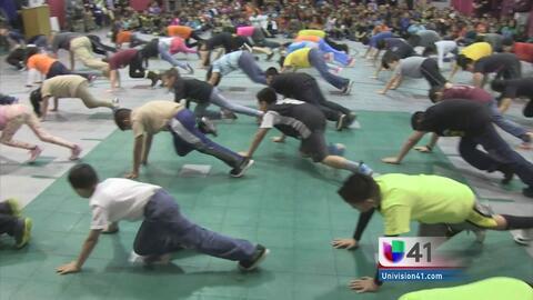 Escuelas se unen para combatir la obesidad infantil