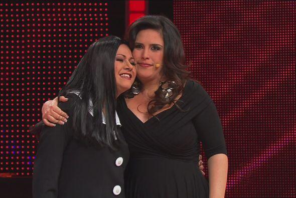 Angélica Vale despidió a Claudia Sánchez, quien en otras ocasiones había...