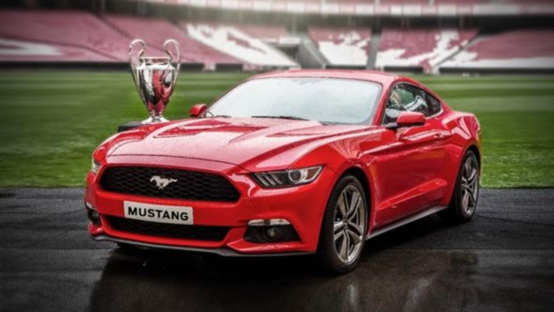 Se reservaron los primeros 500 Mustangs para Europa en 30 segundos duran...