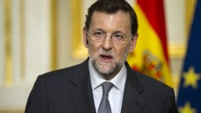 """Mariano Rajoy se dirigió a la UE para reclamarle que """"disipe cualquier d..."""