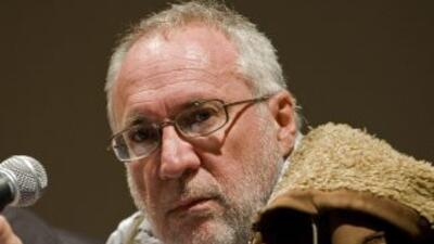 El activista Javier Sicilia.