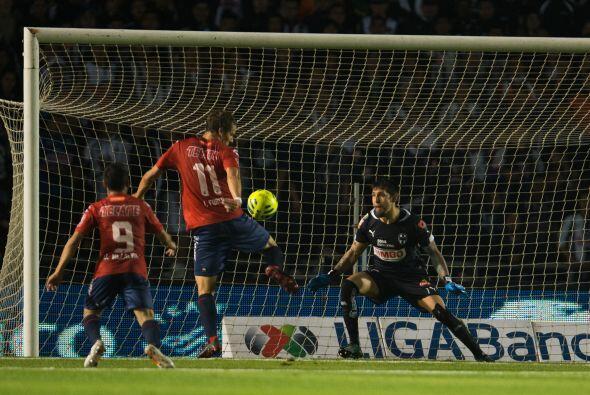 En tanto que Furch y Villalba suman cuatro de los siete goles del Veracr...