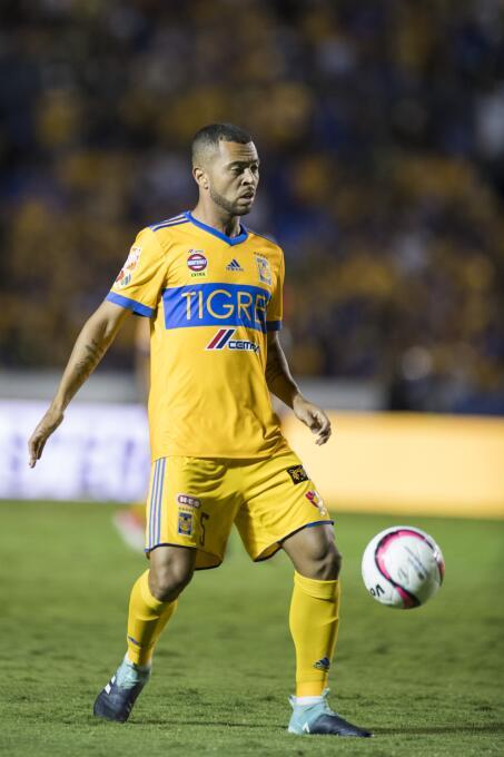 Rafael Carioca (Tigres / Brasil) - 15 partidos jugados, 14 como titular.