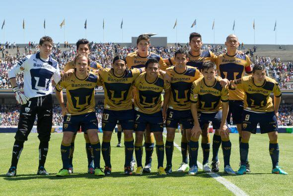 En el Clausura 2013, regresaron los clásicos 1-1 en el duelo de l...