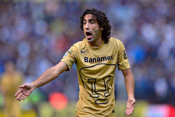 Matías Britos espera meterle gol a su ex equipo el León, el sudamericano...