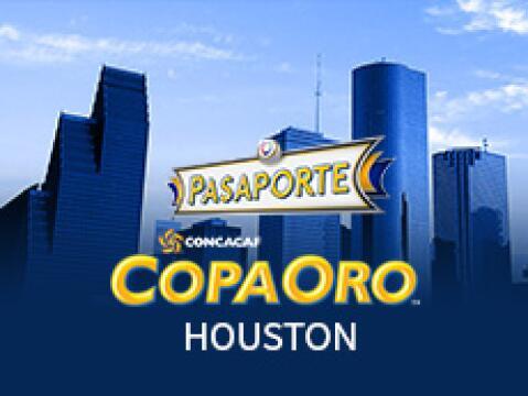 Promo Pasaporte Copa Oro Houston