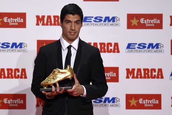 La contratación bomba del Barcelona fue el uruguayo Luis Suárez quien fu...