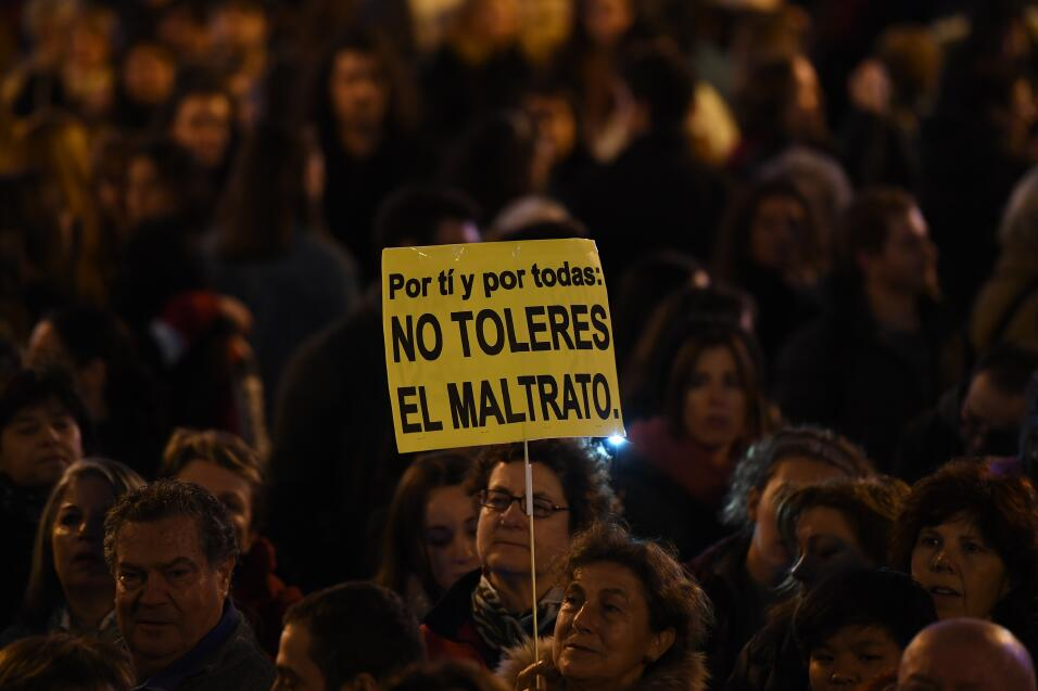 Violencia mujeres España