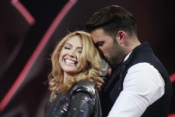 ¡Mira nada más la sonrisota de Paloma!