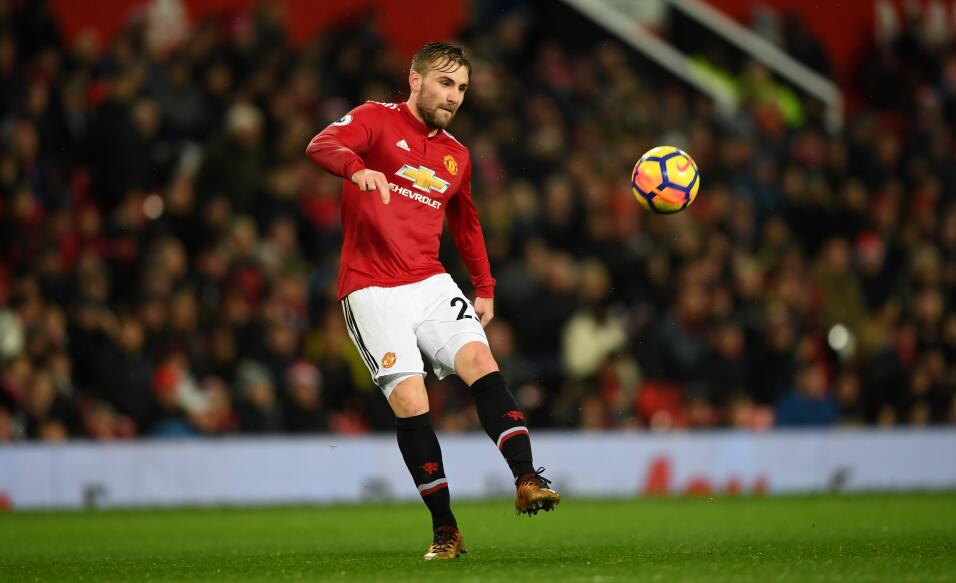 Luke Shaw ha perdido protagonismo en el Manchester United y la posibilid...