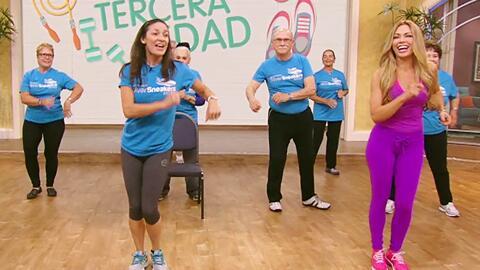 Claudia Molina descubrió esta maravillosa rutina de ejercicios para la t...