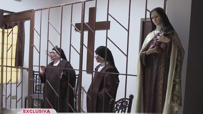 """Proyecto """"El Cristo Milagroso"""" busca beneficiar a un grupo de monjas en Monterrey"""