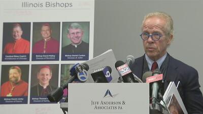 Presuntas víctimas de abuso sexual por parte de sacerdotes presentan demanda contra diócesis de Illinois