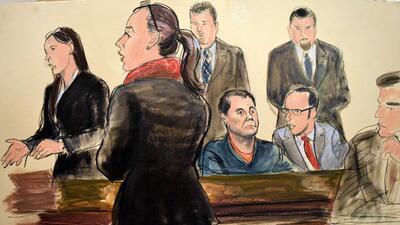 'El Chapo' será juzgado en Brooklyn (y no en Manhattan, como pedía la defensa)