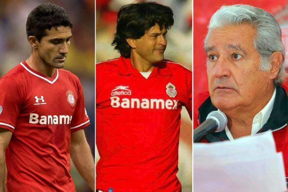 José Saturnino Cardozo, Hernán Cristante, Rafael Lebrija o Iván Alonso s...