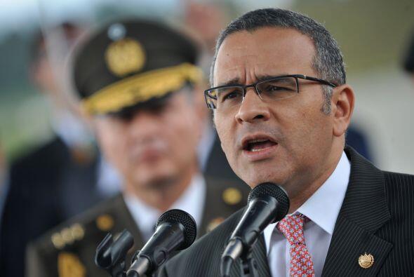 El polémico Mauricio Funes, presidente de El Salvador.