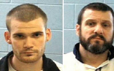 Policía de Georgia busca a dos reos que se escaparon después de matar a...