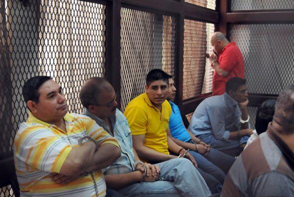 El tribunal sentenció a 43 años de cárcel al l&iacu...