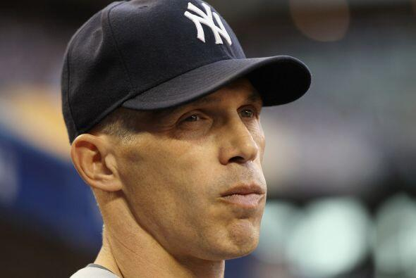 Joe Girardi,.