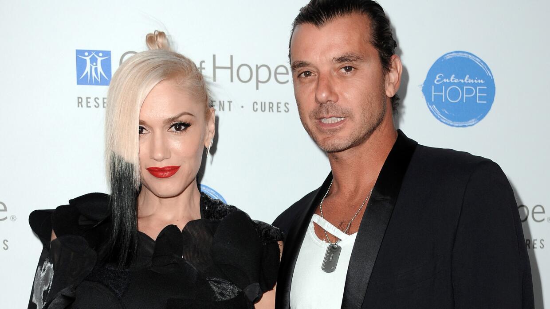 Gwen Stefani y Gavi Rossdale