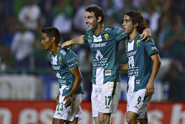 León cerró el torneo empatando con dos de los que están en esta Liguilla...