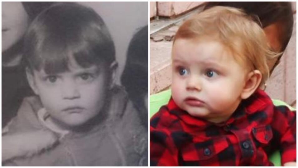 El parecido entre Julián Gil y Matías es evidente, pero la prueba de ADN...