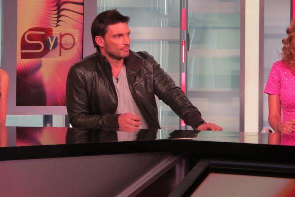 El guapo actor habló de los verdaderos motivos de su salida de Nuestra B...