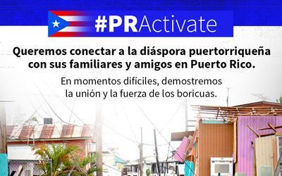 La campaña #PRActívate.