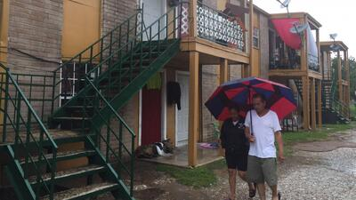 Harvey's impact on a Hispanic neighborhood: 911 calls go unanswered and...