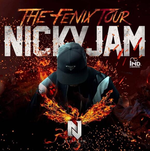 Nicky Jam: The Fenix Tour