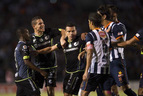 Monterrey vs. Santos -  El 'Tec' de Monterrey será testigo de un clásico...