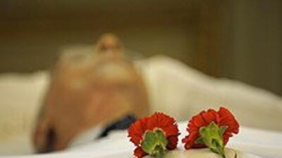 Restos mortales de José Saramago están en Portugal para último adiós ddf...