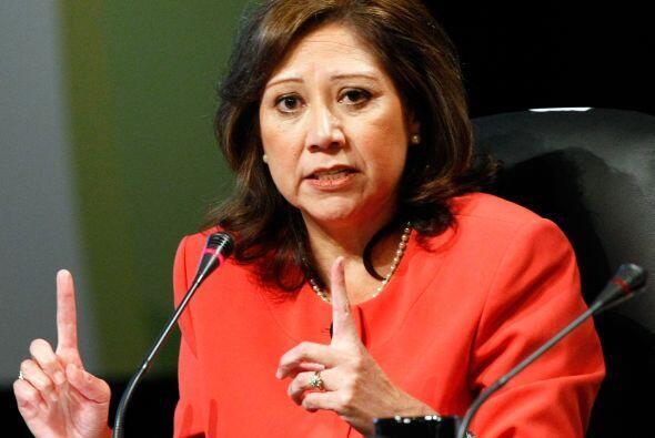 Hilda Solis  Nacida de padres inmigrantes de Nicaragua y México, Hilda...