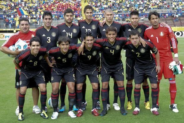 La selección mexicana que estará en Argentina no es la que ganó la Copa...